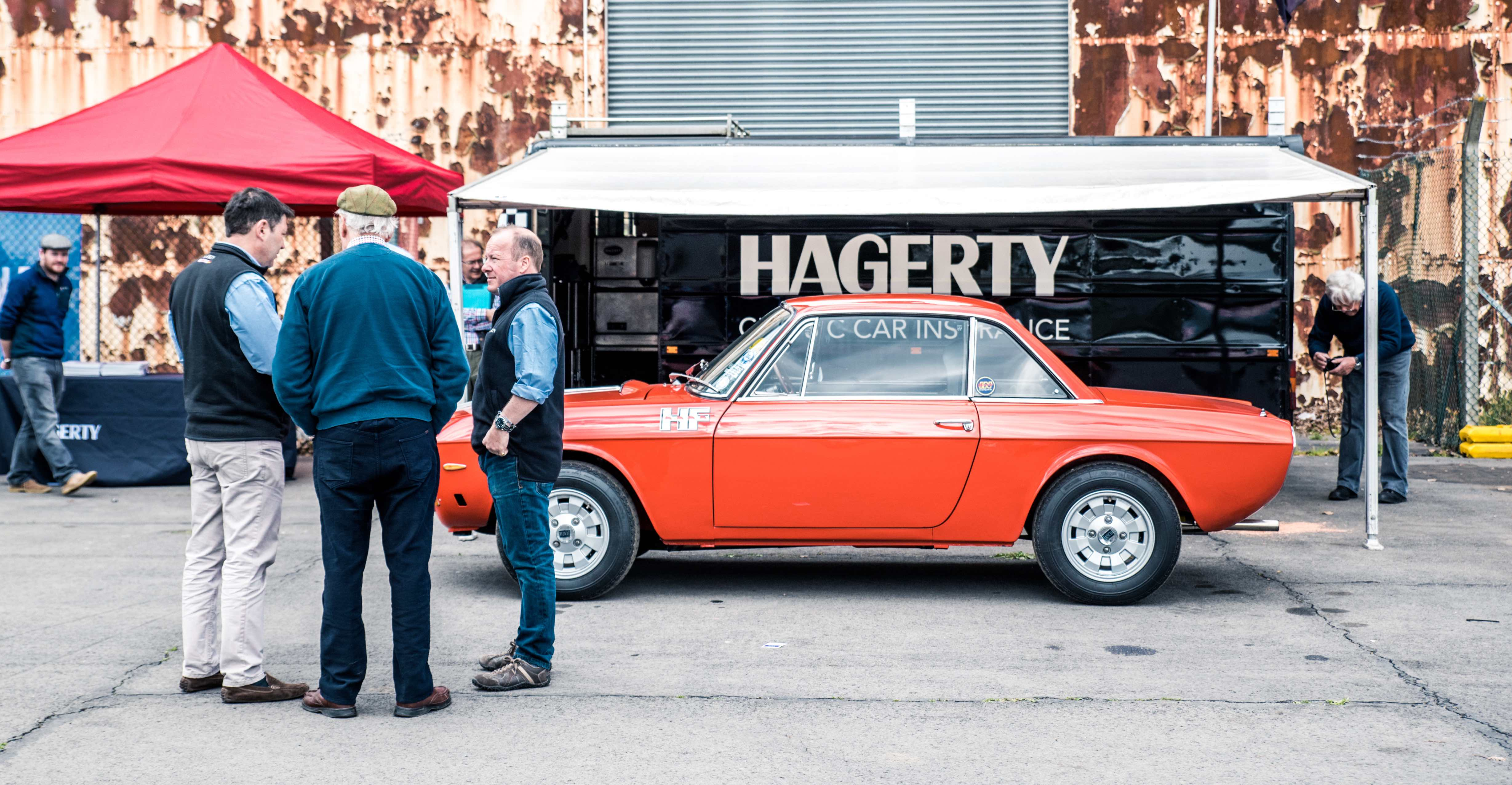 New for the Show Hagerty Classic Car Valuations