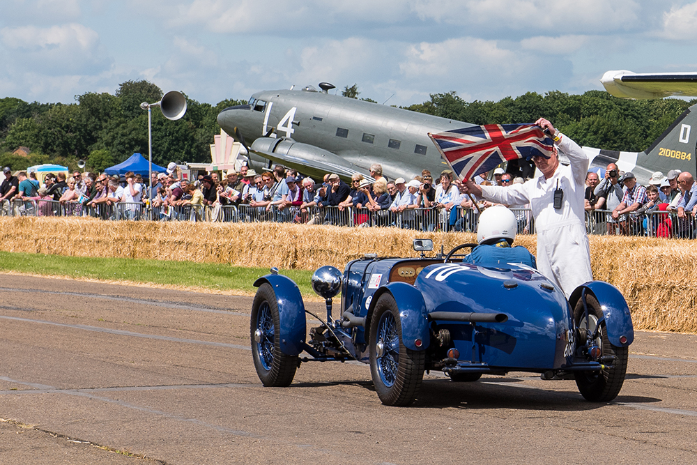 The Classic & Sports Car Show in association with Flywheel and Bicester Heritage