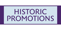 Historic Promotions