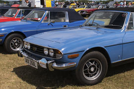 Classic Car Club Displays
