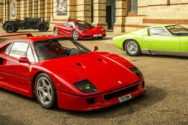 A Century of Supercars - The Results